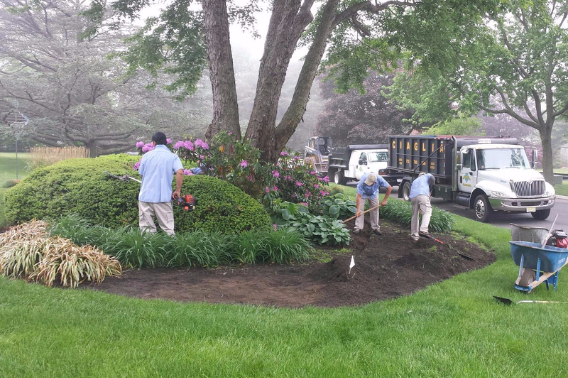 Ciaglia Landscaping and Landscape Design Monmouth County NJ
