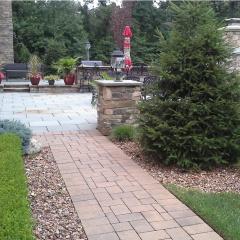 Ciaglia Landscape Design, Hardscape, Hardscaping Installation, Marlboro NJ Landscaping